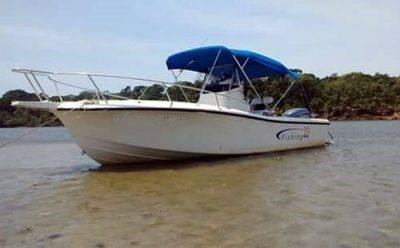alugar charter 22 lancha ilha do mel pr none 8 56
