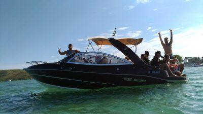 alugar charter 23 lancha buzios rj none 82 668