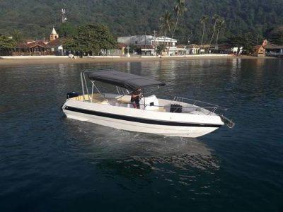alugar charter 28 lancha angra dos reis rj costa verde 206 5