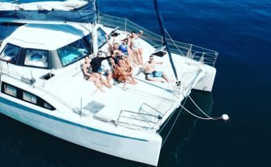alugar charter 33 veleiro angra dos reis rj costa verde 86 8020