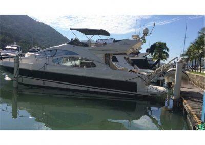 alugar charter 46 lancha ubatuba sp litoral norte 6 379