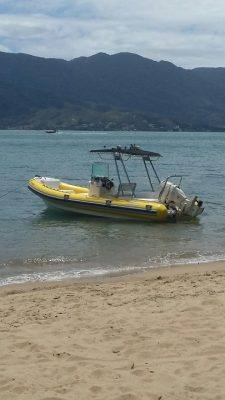 alugar charter lancha 20 pes ilhabela sp litoral norte 96 573