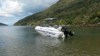 alugar charter lancha 2 pes paraty rj costa verde 55 2308