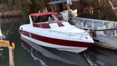 alugar charter lancha 26 pes angra dos reis rj costa verde 208 53