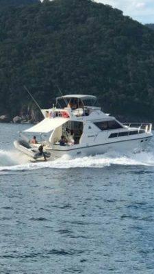 alugar charter lancha 36 pes sao vicente sp baixada santista 2 678