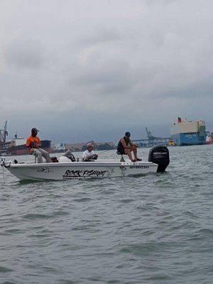 alugar charter pesca 7 pes santos sp baixada santista 240 648
