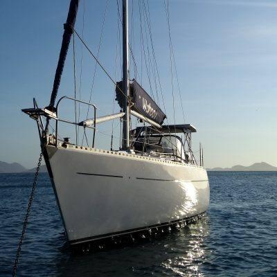alugar charter veleiro 35 pes paraty rj costa verde 95 899
