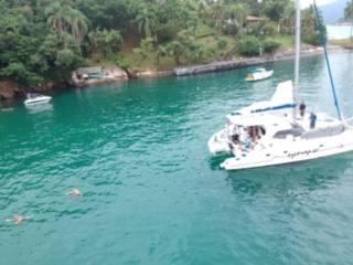 alugar charter veleiro 35 pes paraty rj costa verde 290 799