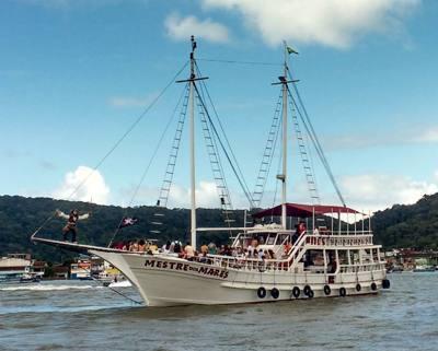 009/alugar charter 00 escuna santos sp baixada santista 44 020