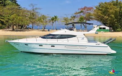 53/alugar charter lancha 38 pes angra dos reis rj costa verde 303 333