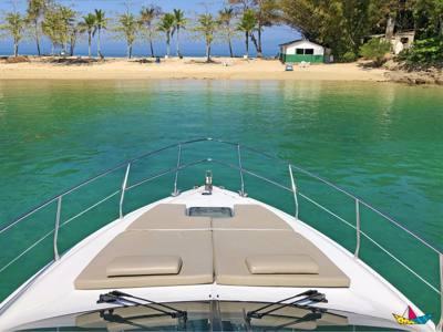 53/alugar charter lancha 38 pes angra dos reis rj costa verde 303 335