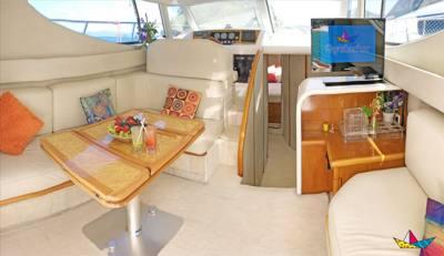 53/alugar charter lancha 38 pes angra dos reis rj costa verde 303 338