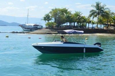 alugar charter 22 lancha paraty rj costa verde 07 5224