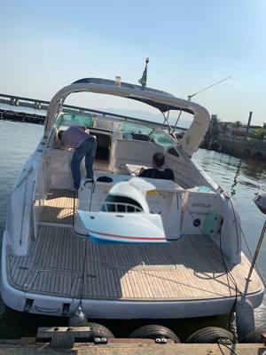 263/alugar charter lancha 36 pes ubatuba sp litoral norte 362 95