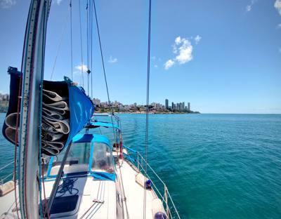 293/alugar charter 29 veleiro salvador ba baia de todos os santos 379 7890