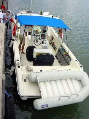 35/alugar charter lancha 3 pes ilhabela sp litoral norte 4 22