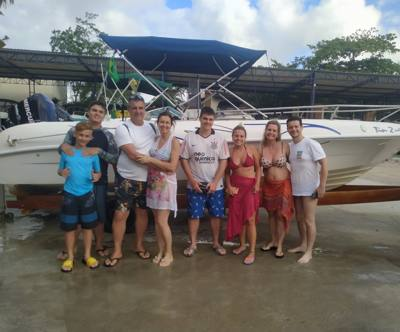 385/alugar charter lancha 2 pes ubatuba sp litoral norte 389 769