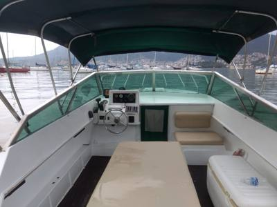 402/alugar charter lancha 3 pes angra dos reis rj costa verde 398 939