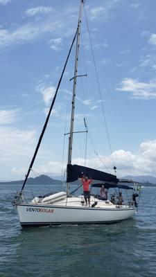 403/alugar charter veleiro 32 pes guaruja sp baixada santista 399 947