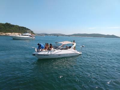 alugar charter 26 lancha buzios rj none 82 7565