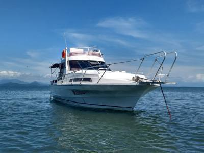 485/alugar charter 36 lancha paranagua pr none 29 4906
