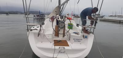 500/alugar charter 36 veleiro paraty rj costa verde 69 552