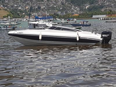 5alugar charter lancha 24 pes angra dos reis rj costa verde 30 950
