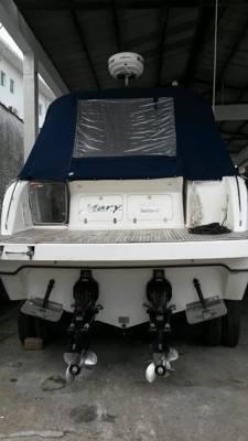 803/alugar charter 36 lancha sao vicente sp baixada santista 56 2807