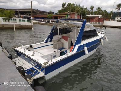 852/alugar charter 26 lancha sao vicente sp baixada santista 520 898