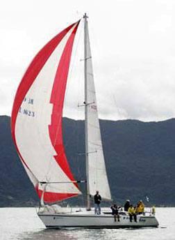 86/alugar charter 40 veleiro guaruja sp baixada santista 00 7750