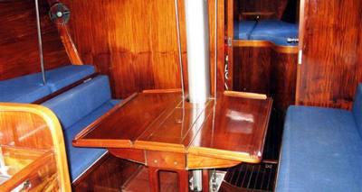 86/alugar charter 40 veleiro guaruja sp baixada santista 00 7753