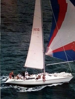 86/alugar charter 40 veleiro guaruja sp baixada santista 00 7755