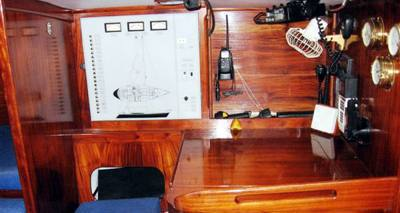 86/alugar charter 40 veleiro guaruja sp baixada santista 00 7758