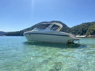 87/alugar charter 27 lancha angra dos reis rj costa verde 58 5258