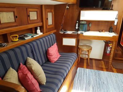 alugar charter 53 veleiro paraty rj costa verde 136 431
