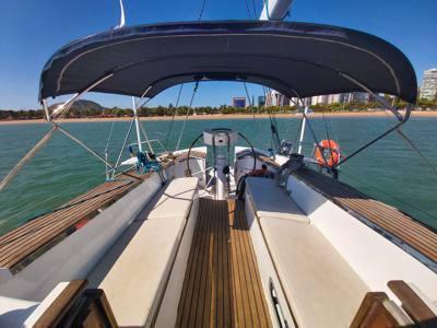 alugar charter 55 veleiro angra dos reis rj costa verde 581 861