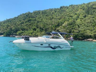 274/alugar charter  lancha ubatuba sp litoral norte 608 7695