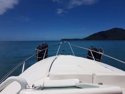 274/alugar charter  lancha ubatuba sp litoral norte 608 7696