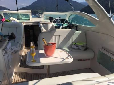 274/alugar charter  lancha ubatuba sp litoral norte 608 7697