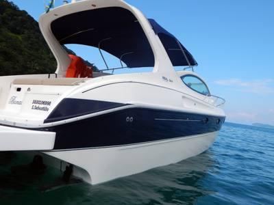 274/alugar charter 5 lancha ubatuba sp litoral norte 682 7262