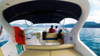 274/alugar charter 5 lancha ubatuba sp litoral norte 682 7264