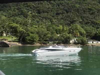 480/alugar charter 26 lancha ubatuba sp litoral norte 629 5696
