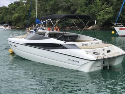 480/alugar charter 26 lancha ubatuba sp litoral norte 629 5699