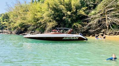 480/alugar charter  lancha ubatuba sp litoral norte 628 10602