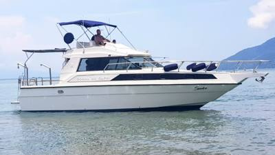 86/alugar charter lancha 2 pes sao sebastiao sp litoral norte 58 2140