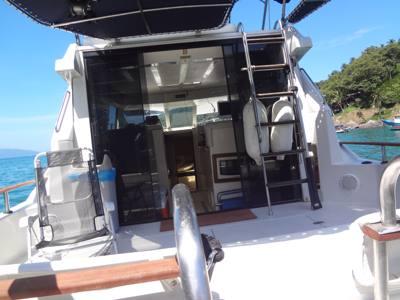86/alugar charter lancha 2 pes sao sebastiao sp litoral norte 58 2142