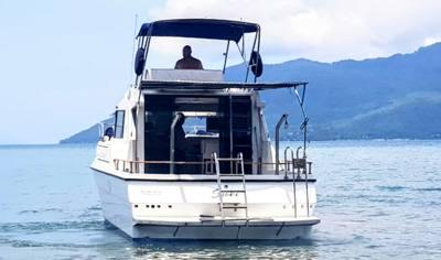 86/alugar charter lancha 2 pes sao sebastiao sp litoral norte 58 214