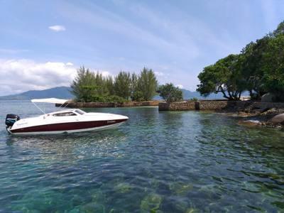 alugar charter 25 lancha angra dos reis rj costa verde 680 837