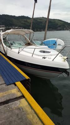alugar charter lancha 29 pes angra dos reis rj costa verde 395 2088