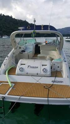 alugar charter lancha 29 pes angra dos reis rj costa verde 395 2089
